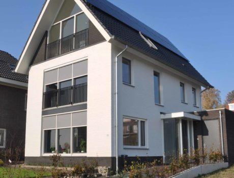 Energie neutrale woning, Arnhem-Noord
