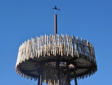 Uitkijktoren Beuningse uiterwaarden